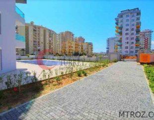 آپارتمان نوساز در مجتمع مسکونی ساحلی درآلانیا, محمودلار, ترکیه