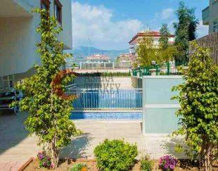 آپارتمان در مجموعه نوسازدر ۴۰۰ متری پلاژ اوبا, ترکیه