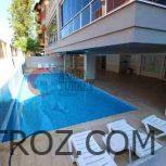 آپارتمان دوبلکس ساحلی ۲ خوابه در مرکز آلانیا, ترکیه