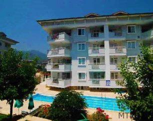 آپارتمان دو خوابه دلباز در اوبا, آلانیا, ترکیه