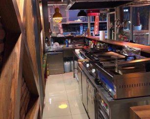 فروش رستوران آماده در آنتاليا