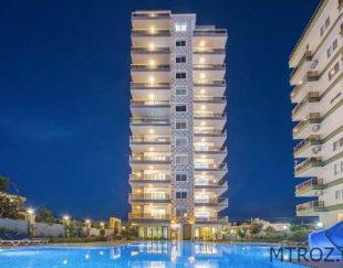 آپارتمان نوساز ساحلی ویژه تعطیلات در آلانیا, ترکیه