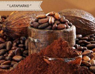 پودر کاکائو تلخ latamarko