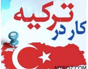 کار در رستوران ترکیه