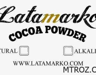 واردات و فروش انواع پودر کاکائو latamarko