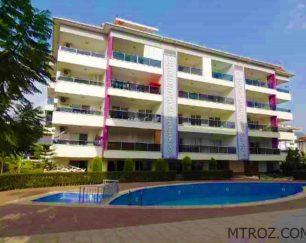 آپارتمان لوکس ساحلی در مرکز کستل, آلانیا, ترکیه