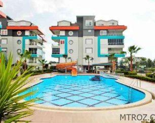 آپارتمان ساحلی ویژه تعطیلات خانوادگی در کستل, ترکیه