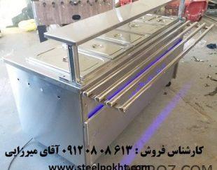 فروش کانتر گرم صنعتی