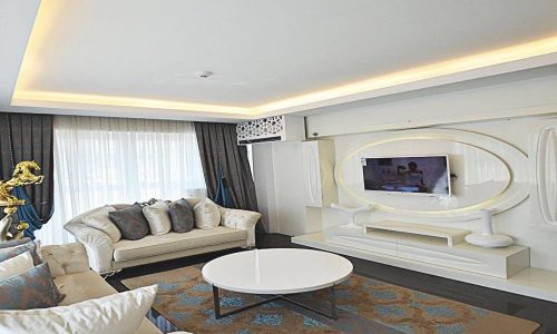 آپارتمانهي باورنكردني و زيبا در استانبول