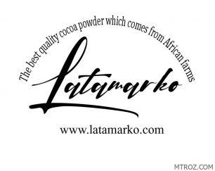 لاتاماركو بهترين نوع پودر كاكائو در تركيه