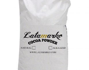 پودر کاکائو لاتامارکو تحویل افغانستان