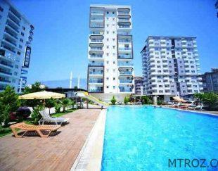 آپارتمان ساحلی در پلاژ محمودلار, آلانیا, ترکیه