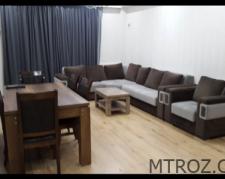 اجاره روزانه آپارتمان نوساز دو خوابه در تفلیس