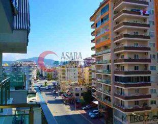 آپارتمان دو خوابه در ۱۰۰ متری پلاژ آلانیا, ترکیه