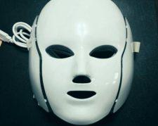 ماسک صورت ال ای دی