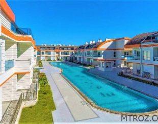 آپارتمان های ساحلی نوساز در نزدیکی فرودگاه آنتالیا, لارا, ترکیه