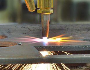 دستگاه CNC سی ان سی برش آهن – هوابرش