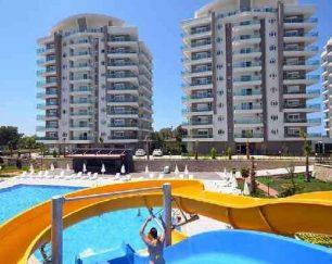 اجاره آپارتمان ساحلی نوساز در آلانیا, آوسالار, ترکیه