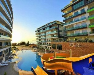 آپارتمان نوساز در آلانیا, کارگیجاک, ترکیه