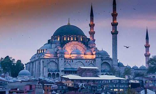 راه های سفر به شهر تاریخی و توریستسی استانبول:۷ تپه