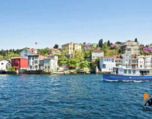 اقامت ترکیه با امور اقامتی 7 تپه