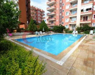 آپارتمان مبلمان ساحلی درآلانیا, محمود لار, ترکیه