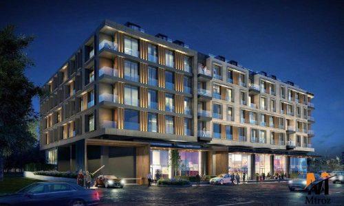 پیش فروش آپارتمانهای لاکچری در قلب استانبول