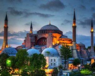 فرهنگ ساکنان کشور ترکیه و مهمترین شهرتوریستی آن استانبول:۷تپه