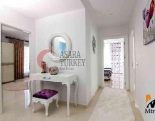 آپارتمان استودیو در مجتمع مسکونی ۵ ستاره در آلانیا, کستل, ترکیه