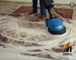 به ۳ نفر آقای جوان جهت کار در قالیشویی نیاز داریم