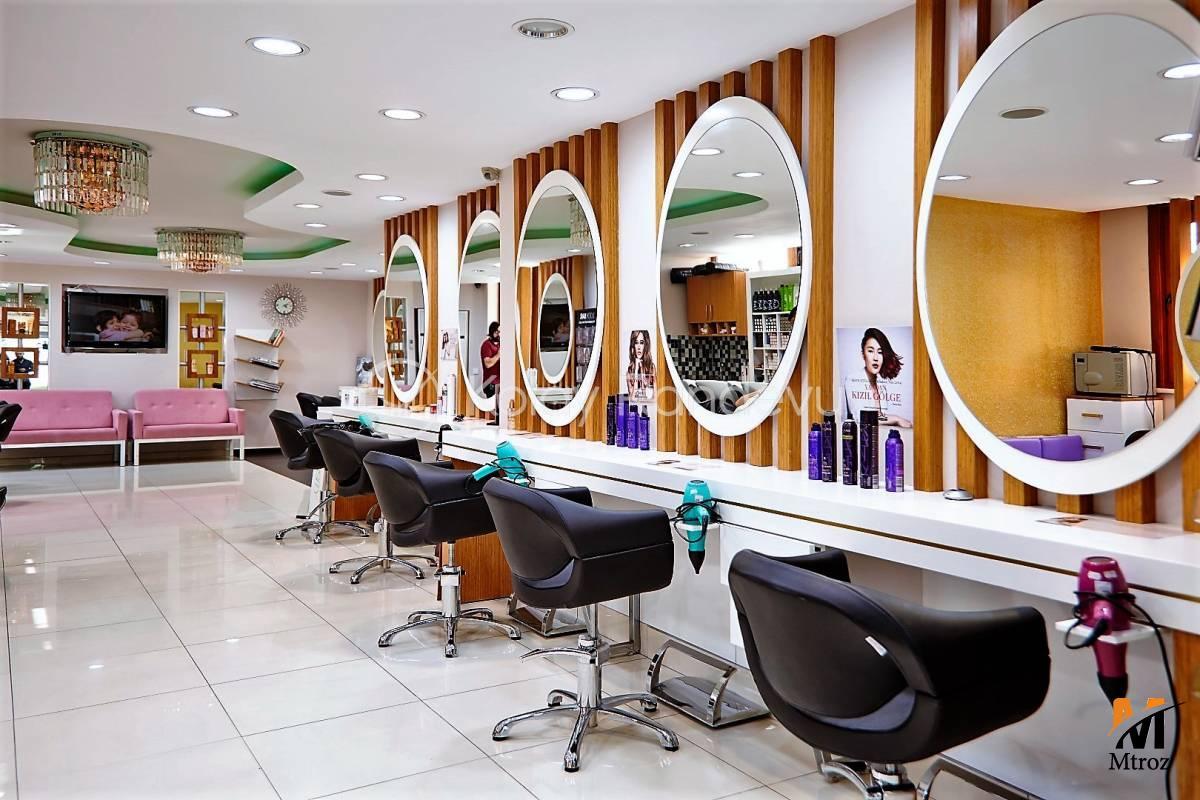 آرایشگاه زنانه در استانبول