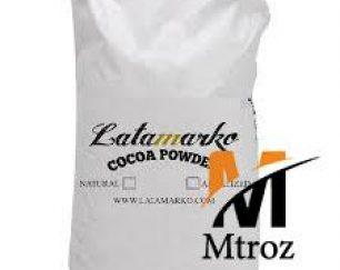 واردات پودر کاکائو از مالزی