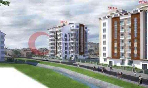 آپارتمان در مجتمع مسکونی اوریون هیل ۶ در آلانیا, آوسالار, ترکیه
