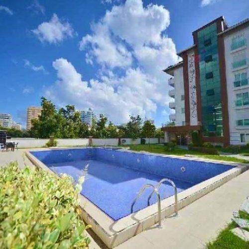 آپارتمان ساحلی نوساز با امکانات رفاهی متعدد در کستل, آلانیا, ترکیه