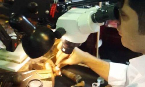 آموزش و همکاری در  حرفه  طلا  و جواهرات