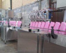 فروش دستگاه  پرکن مایعات رقیق ( ثقلی )