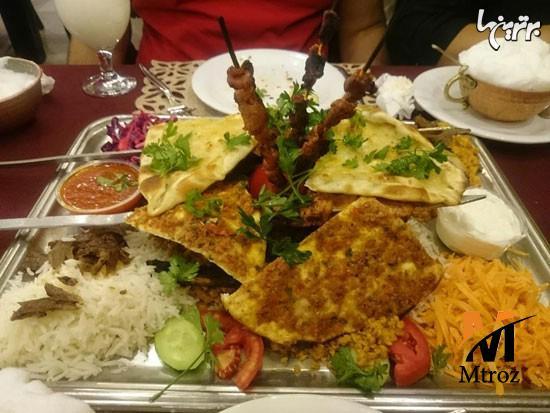مواد غذایی در کشور ترکیه