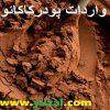 اعطای نمایندگی محصولات غذایی به افغانستان
