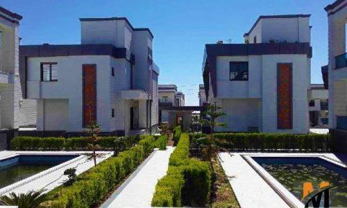 ویلای ۳ طبقه نوساز لوکس در کمرازی آنتالیا, ترکیه