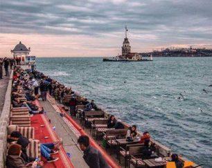 کار در کافه استانبول با حقوق بسیار عالی