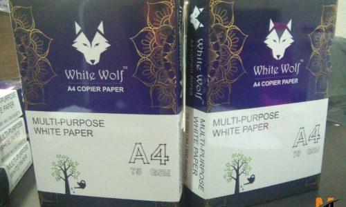 فروش ویژه انواع کاغذA4