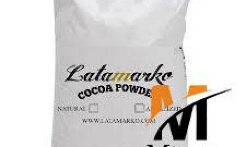 مشخصات پودر کاکائو لاتامارکو latamarko