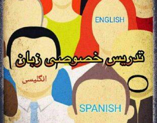 آموزش زبان اسپانيايي