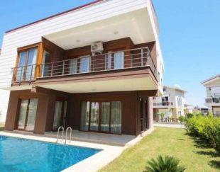 ویلای سه طبقه ساحلی در منطقه مشهور گلف بلک, ترکیه