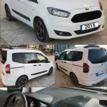 فروش خودرو FORD Tourneo courier