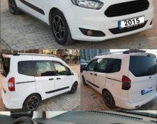 فروش خودرو FORD Tourneo courier