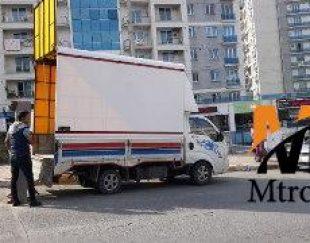 حمل و نقل تاراز در استانبول