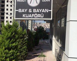 خدمات آرایشگری مردانه در استانبول