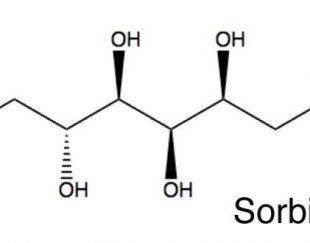 سوربیتول و تامین آن
