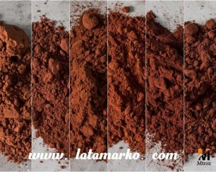 فروش ویژه پودر کاکائو روشن ، تیره و دارک